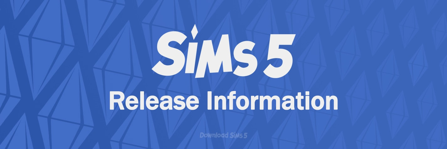 Sims 5 release