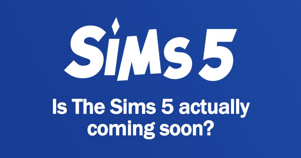 Is The Sims 5 actually coming soon? According to PlayStation Magazine, it will. Here are some release details for PlayStation 5 (PS5)